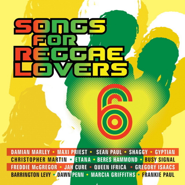 V.A. / SONGS FOR REGGAE LOVERS VOL.6