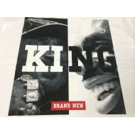 Description Tシャツ KING 白(XL)