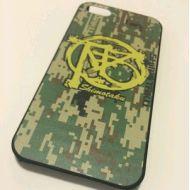 下拓iPhoneケース(カモフラ)