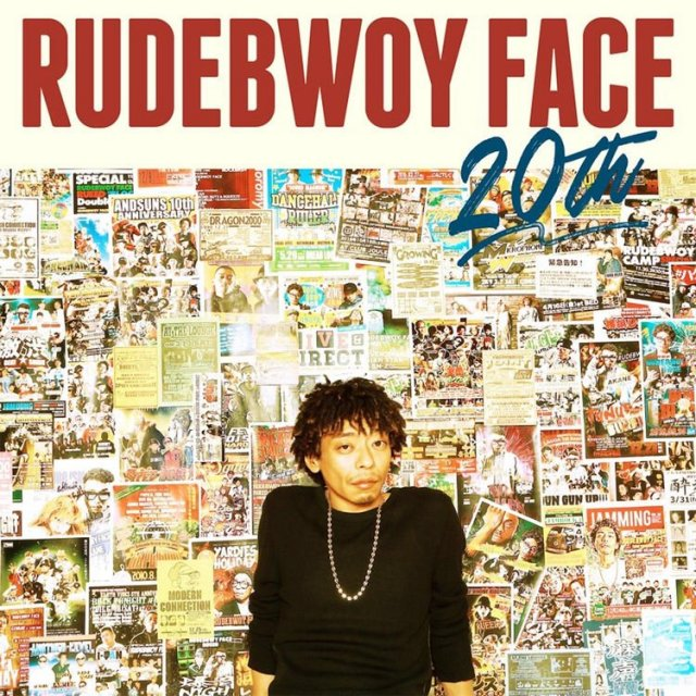 RUDEBWOY FACE / 20th 7inch vinyl (7インチレコード)