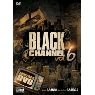 DJ RYOW, Video Directed by DJ BIGG-S/BLACK CHANNEL VOL.6(DVD)