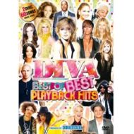 I-SQUARE/DIVA BEST OF BEST-PLAYBACK HITS-(2DVD)