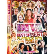 I-SQUARE / DIVA BEST OF BEST VOL.2 PLAYBACK HITS