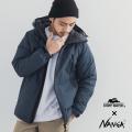 【KRIFF MAYER】×【NANGA】日本製フードコートショートダウンジャケット1629902◆4952