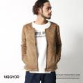 【VIBGYOR】カラーレスライダースジャケット◆5567
