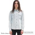 【Nudie Jeans】6.5オンスウエスタンシャツ◆5631