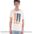 【Nudie Jeans/ヌーディージーンズ】O-NECK TEE【EXCLAMATION】◆5898