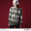��EFFECTEN/���ե����ƥ��������/��Barbed Wire Knit��6178