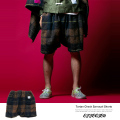 ��ͽ������10���ܡ�������١ۡ�����̵���ۡ�EFFECTEN/���ե����ƥ��������/��Tartan Check Sarrouel Shorts/���/�˥å�/���硼�ȥѥ��/���饤�С��Ԥ�/������������å���/���륨��/efo-25��6180