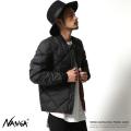 【KRIFF MAYER】×【NANGA】日本製/国産レトロダウンジャケット◆6211