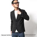 【Upscape Audience】日本製ウールライクテーラードジャケット◆6387