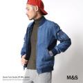 ��M&S/���ॢ��ɥ����ۥ���֥ǥ˥�MA-1���㥱�åȢ�6436