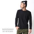 【Ranch.daily wear products】日本製/国産クルーネックロングスリーブTシャツ◆6517