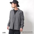 【LISS/リス】スキッパーネルシャツ◆6696