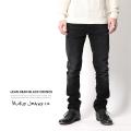 【Nudie Jeans/ヌーディージーンズ】LEAN DEAN BLACK CRUNCH◆6708