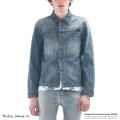 【Nudie Jeans/ヌーディージーンズ】1stタイプデニムジャケットRONNY◆6712
