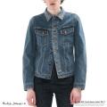 【Nudie Jeans/ヌーディージーンズ】3rdタイプデニムジャケットBILLY◆6713