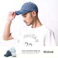 【RD.Ghost】デニムキャップ◆6801