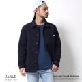 【JARLD/ジャールド】日本製/国産カバーオール◆7031