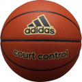 adidas バスケットボール7号球 コートコントロール AB7117