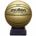 【モルテン・moltenバスケットボール】マスコットサインボールBGG2GL