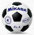 ミカサ ジュニアサッカーボール4号 普及品 FL4WBK