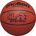 モルテン バスケットボール7号 検定球 MTB7WSL