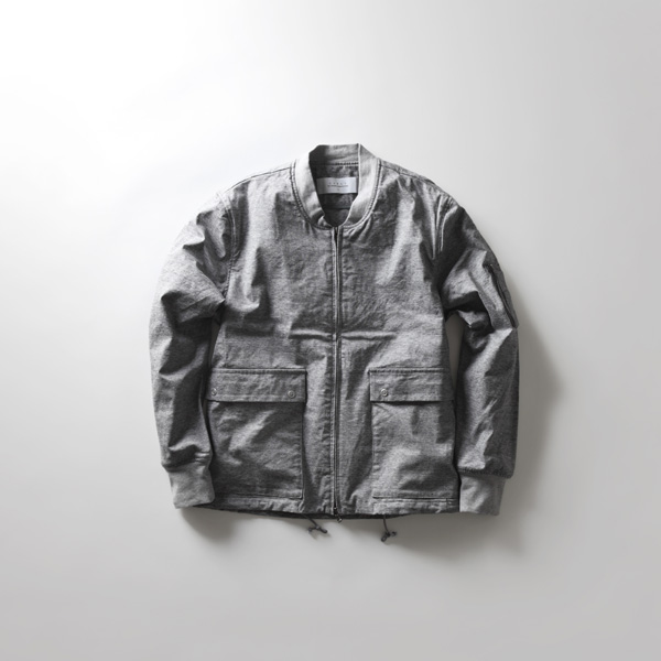 CURLY,AVIATOR BLOUSON