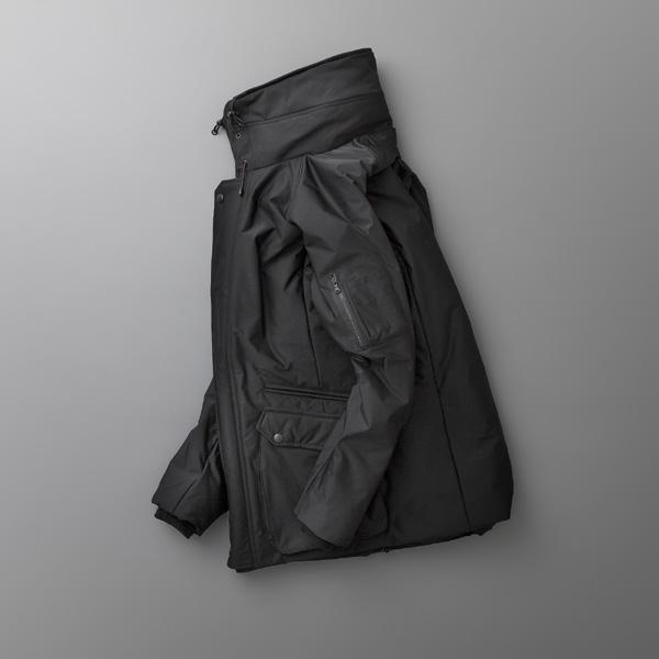 curly,arctic sc jacket