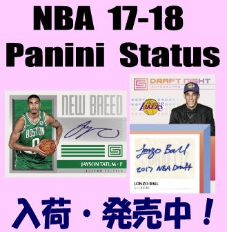 NBA 17-18 Panini Status Basketball Box