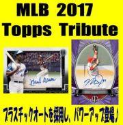 MLB 2017 Topps Tribute Baseball Box
