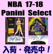NBA 17-18 Panini Select Basketball Box