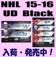 NHL 15-16 UD Black Hockey Box