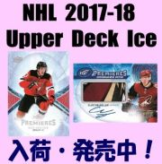 NHL 2017-18 Upper Deck UD Ice Hockey Box