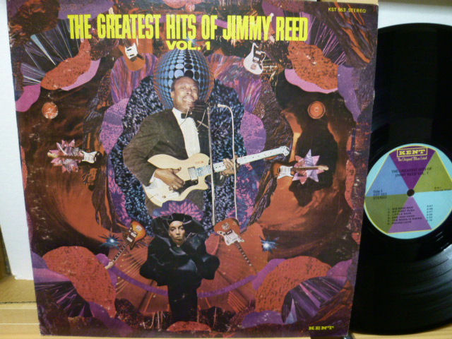 JIMMY REED ジミー・リード / The Greatest Hits Of Jimmy Reed Vol.1