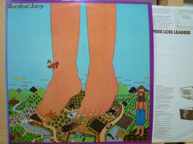 BAREFOOT JERRY ベアフット・ジェリー / Barefoot Jerry