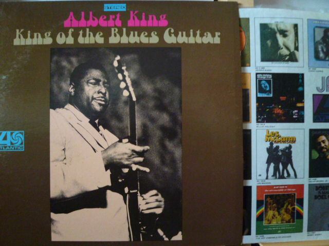 ALBERT KING アルバート・キング / King of The Blues Guitar