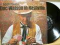DOC WATSON / ドック・ワトソン、ナッシュビルに歌う