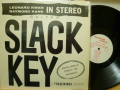 LEONARD KWAN & RAYMOND KANE / Slack Key Guitar In Stereo