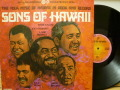 SONS OF HAWAII サンズ・オブ・ハワイ / The Folk Music Of Hawaii In Book And Records