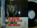 JIMMY SMITH AT THE ORGAN VOL.2 ジミー・スミス / A New Sound- A New Star