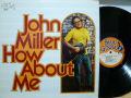 JOHN MILLER ジョン・ミラー / How About Me