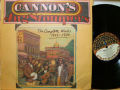 CANNON'S JUG STOMPERS キャノンズ・ジャグ・ストンパーズ / The Complete Works 1927-1930