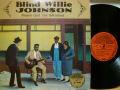 BLIND WILLIE JOHNSON ブラインド・ウィリー・ジョンソン / Praise God I'm Satisfied