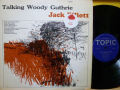 JACK ELLIOTT ジャック・エリオット / Talking Woody Guthrie