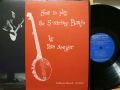 PETE SEEGER ピート・シーガー / How To Play The 5-String Banjo