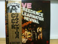 CREEDENCE CLEARWATER REVIVAL C.C.R. / ライヴ・イン・ヨーロッパ
