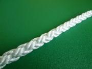 ナイロンクロスロープ 直径9mm(切り売り品)メートル単位 最大200mまで