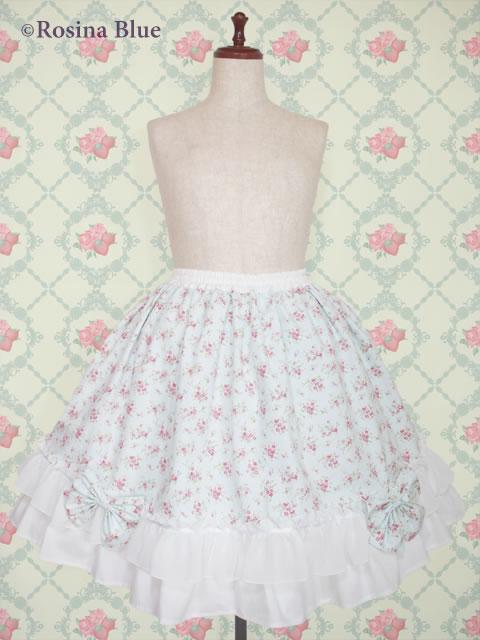 大きいサイズ ロリィタ スカート