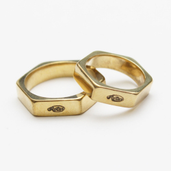 Neo NUT Brass RING LARGE